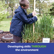Developing skills through the environment